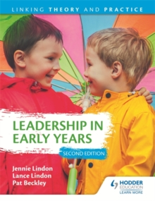 Image for Leadership in early years