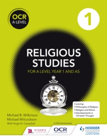 Image for OCR religious studiesA level Year 1 and AS