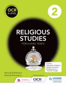 Image for OCR religious studies.