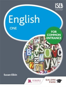 Image for English for Common EntranceOne