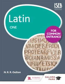 Image for Latin for Common Entrance1