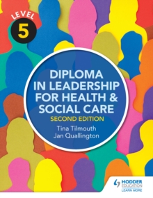 Image for Level 5 diploma in leadership for health and social care