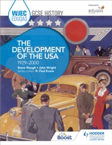 WJEC Eduqas GCSE history: The development of the USA, 1929-2000