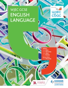 Image for WJEC GCSE English language.: (Student's book)