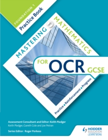 Image for Mastering mathematics for OCR GCSE.: (Practice book)