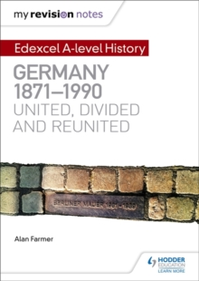 Image for Edexcel A-level history: Germany, 1871-1990 :