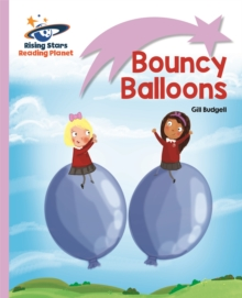 Image for Bouncy balloons