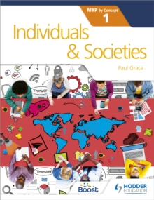 Image for Individuals and societies for the IB MYP 1  : by concept