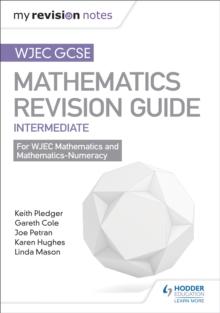 Image for WJEC GCSE mathsIntermediate,: Revision guide