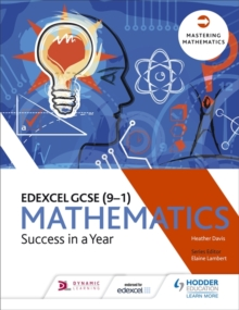 Image for Edexcel GCSE mathematics  : success in a year