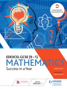 Image for Edexcel Gcse Mathematics: Success in a Year