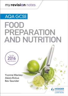 Image for AQA GCSE food preparation and nutrition