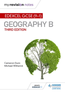 Image for Edexcel GCSE (9-1) geography B