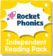 Reading Planet Rocket Phonics - Yellow Independent Reading Pack -