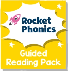 Reading Planet Rocket Phonics - Yellow Guided Reading Pack -