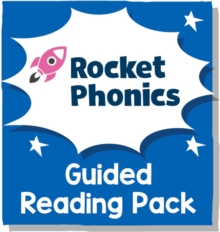 Reading Planet Rocket Phonics - Blue Guided Reading Pack -
