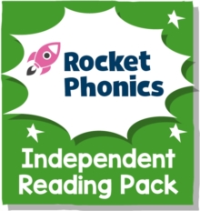 Reading Planet Rocket Phonics - Green Independent Reading Pack -