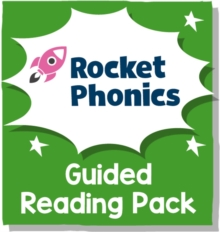 Reading Planet Rocket Phonics - Green Guided Reading Pack -