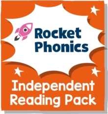 Reading Planet Rocket Phonics - Orange Independent Reading Pack -