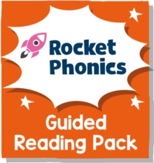 Reading Planet Rocket Phonics - Orange Guided Reading Pack -