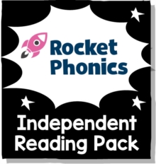 Reading Planet Rocket Phonics Yellow to Orange Independent Reading Pack -