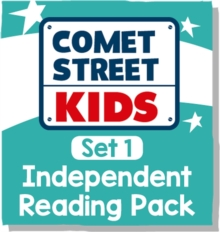 Reading Planet Comet Street Kids - Turquoise Set 1 Independent Reading Pack -