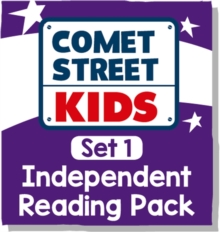 Reading Planet Comet Street Kids - Purple Set 1 Independent Reading Pack -