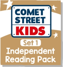 Reading Planet Comet Street Kids - Gold Set 1 Independent Reading Pack -