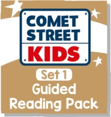 Reading Planet Comet Street Kids - Gold Set 1 Guided Reading Pack -