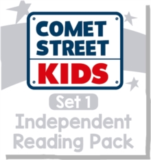 Reading Planet Comet Street Kids - White Set 1 Independent Reading Pack -