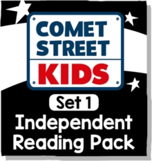 Reading Planet Comet Street Kids Turquoise to White Set 1 Independent Reading Pack -