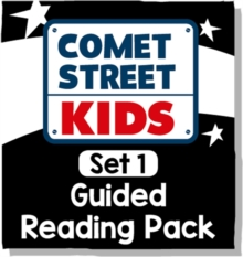 Reading Planet Comet Street Kids Turquoise to White Set 1 Guided Reading Pack -