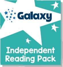 Reading Planet Galaxy - Turquoise Independent Reading Pack -