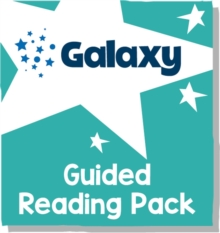 Reading Planet Galaxy - Turquoise Guided Reading Pack -