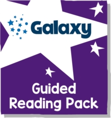 Reading Planet Galaxy - Purple Guided Reading Pack -