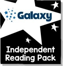 Reading Planet Galaxy Turquoise to White Independent Reading Pack -