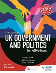 Image for UK government & politicsAS/A-level