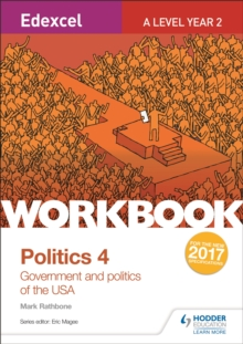 Image for PoliticsWorkbook 4,: Government and politics of the USA