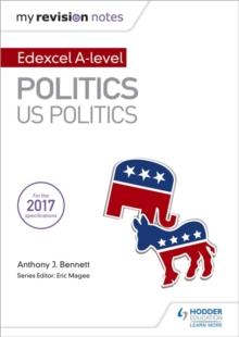 Image for Edexcel AS/A-level politics: US politics
