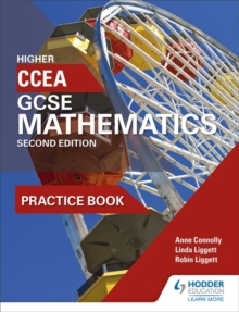 Image for CCEA GCSE Mathematics Higher Practice Book for 2nd Edition