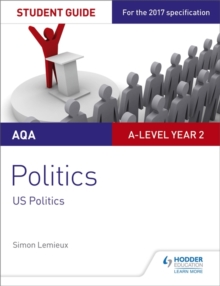 Image for AQA A-level politicsStudent guide 4,: Government and politics of the USA and comparative politics