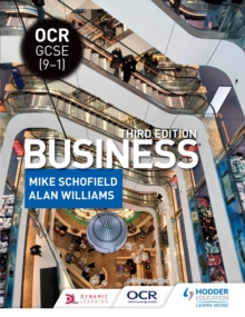 Image for Ocr Gcse (9-1) Business, Third Edition