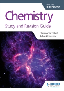 Image for Chemistry for the Ib Diploma Study and Revision Guide