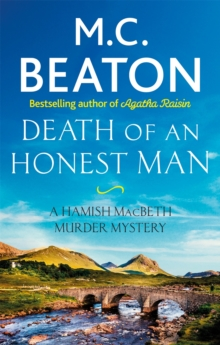 Image for Death of an honest man