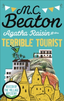Image for Agatha Raisin and the terrible tourist