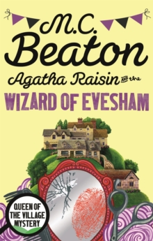 Image for Agatha Raisin and the wizard of Evesham