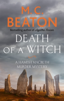 Image for Death of a witch
