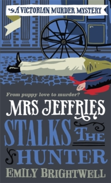 Image for Mrs Jeffries stalks the hunter