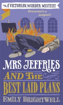 Image for Mrs Jeffries and the best laid plans
