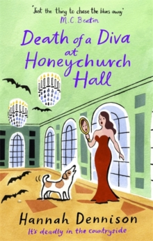 Image for Death of a diva at Honeychurch Hall